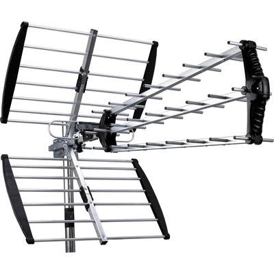 Maximum UHF200 Antenne - Zwart, zilver