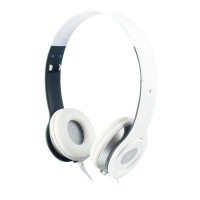 Ewent 20 - 20k Hz, 50mW, 3.5mm Headset - Wit