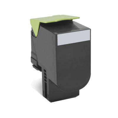 Lexmark 802SK Toner - Zwart
