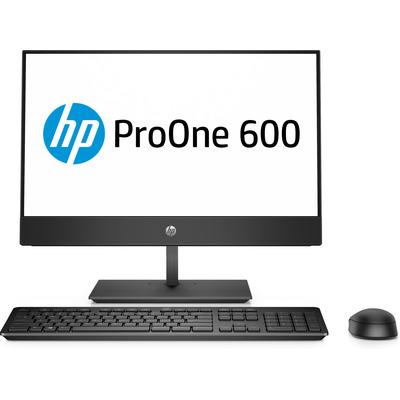 HP ProOne 600 G4 All-in-one pc - Zwart, Zilver - Demo model