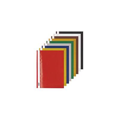 Herlitz archiefdoos: Flat file A4 PP assorted colours - Multi kleuren