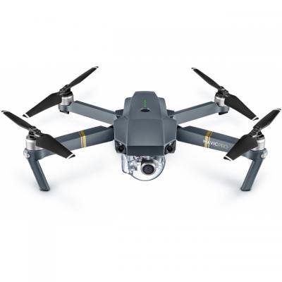 DJI Mavic Pro Fly More Combo Drone - Grijs