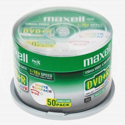 Maxell DVD+R DVD