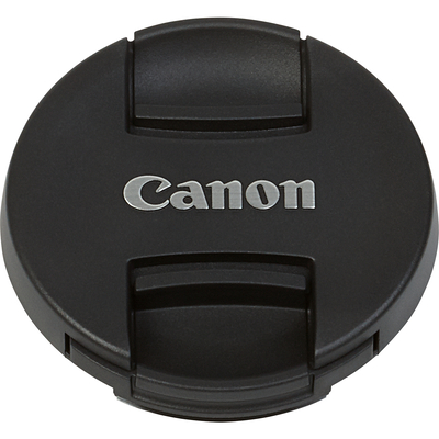 Canon lensdop: E-58 II - Zwart