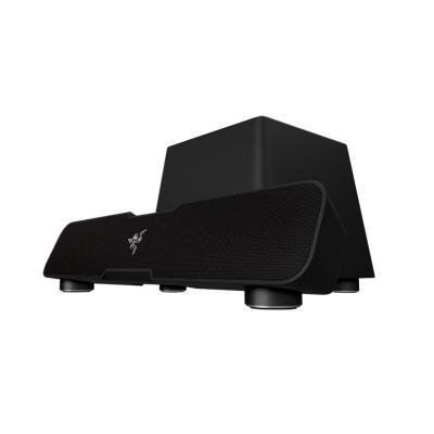 Razer soundbar speaker: Leviathan - Zwart