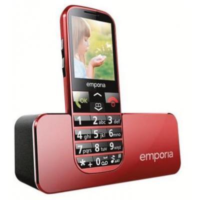 Emporia mobiele telefoon: emporiaECO - Rood