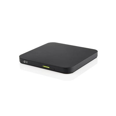 Hitachi-LG Portable DVD for Android Brander - Zwart