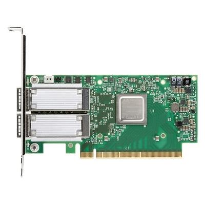 DELL Mellanox ConnectX-4 Twee Poorten, 100 Gbe, QSFP28 volledige hoogte Network Adapter, Customer Install .....