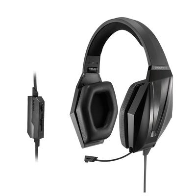 Gigabyte FORCE H3X Headset - Zwart