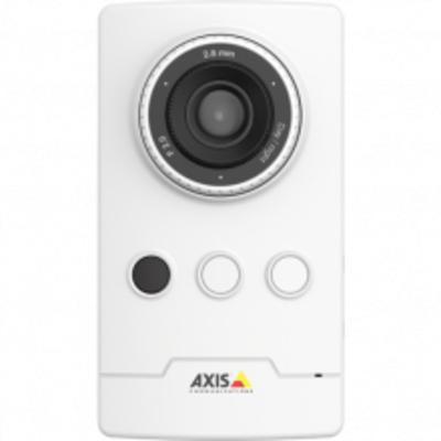Axis M1045-LW Beveiligingscamera - Wit