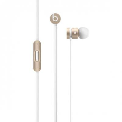 Apple headset: urBeats - Goud, Wit