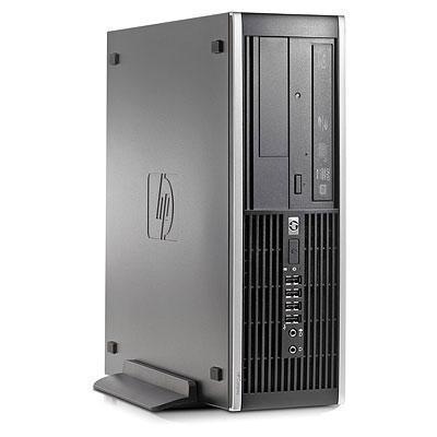 HP Compaq Elite 8300 SFF Pc - Zwart