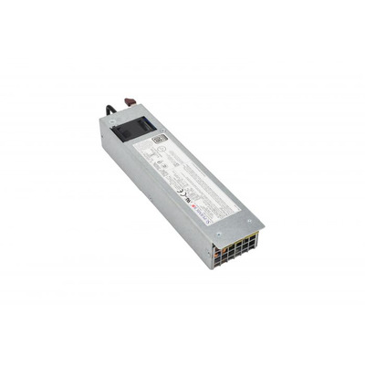 Supermicro 800W, 100-240V, 50/60Hz, 30A, 54.5x220x40.25mm Power supply unit - Roestvrijstaal