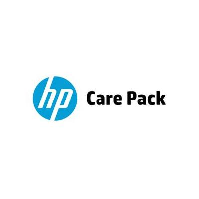 HP UQ826E garantie