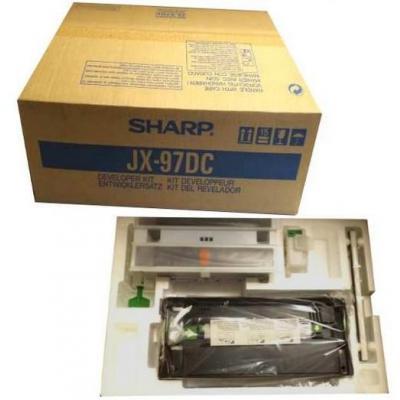 Sharp JX-97DC ontwikkelaar print