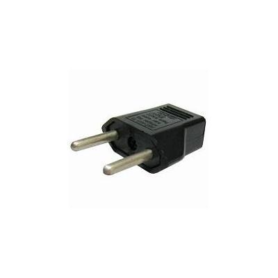 Asus stekker-adapter: AC Adapter EU, Black - Zwart