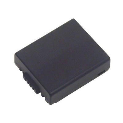 2-Power Digitale Camera Accu 7,2V 750mAh - Zwart