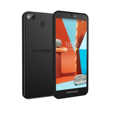 Fairphone 3+ Smartphone - Zwart 64GB