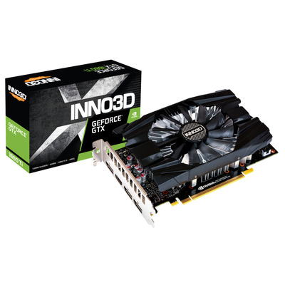 Inno3D N166T1-06D6-1710VA29 Videokaart