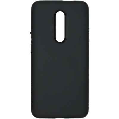 SolidSuit Backcover OnePlus 7 Pro - Classic Black - Zwart / Black Mobile phone case
