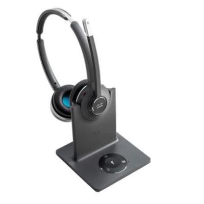 Cisco 562 Headset - Zwart,Grijs