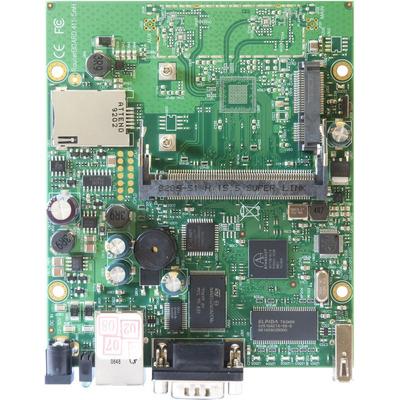 Mikrotik RB411U Netwerkkaart - Groen