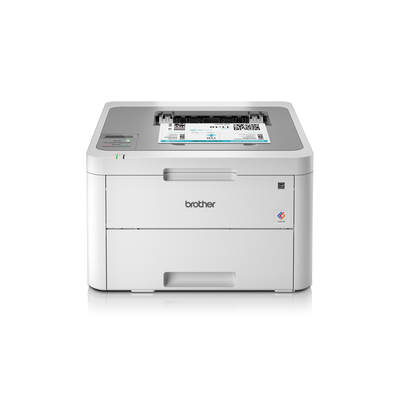 Brother laserprinter: HL-L3210CW - Zwart, Cyaan, Magenta, Geel