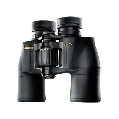 Nikon verrrekijker: Aculon A211 10x42 - Zwart