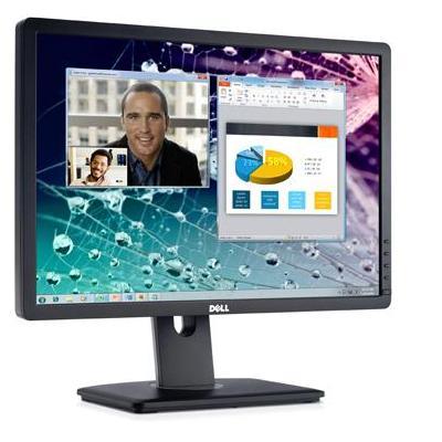 Dell monitor: S Series S2817Q - Zwart