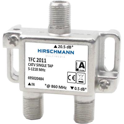 Hirschmann TFC 2011 Kabel splitter of combiner - Metallic