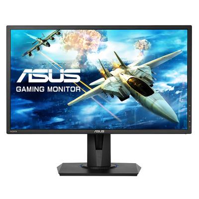 Asus monitor: VG245H - Zwart