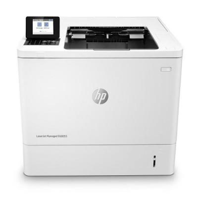 Hp laserprinter: LaserJet LaserJet Managed E60055dn - Zwart