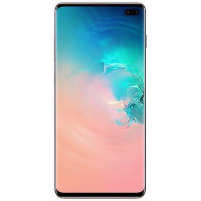 Samsung smartphone: Galaxy S10+ 1TB Dual SIM Wit 1000GB