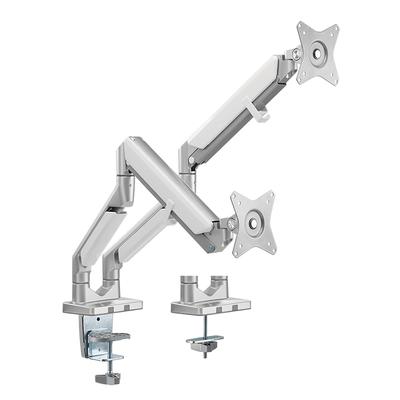 LogiLink BP0088 Monitorarm - Zilver
