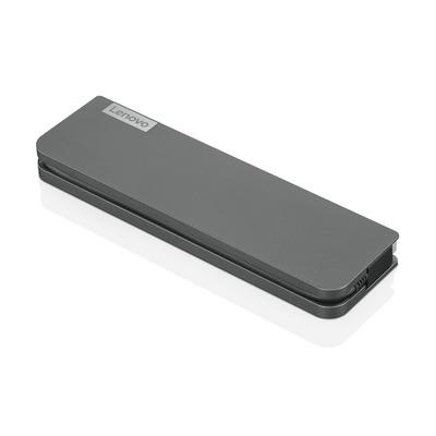 Lenovo USB-C Mini Docking station - Grijs