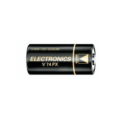 Varta batterij: V 74 PX - Zwart