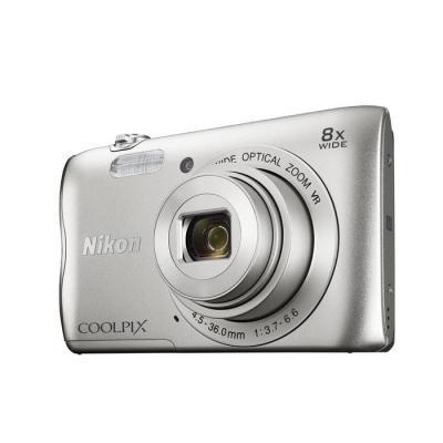 Nikon digitale camera: COOLPIX A300 - Zilver