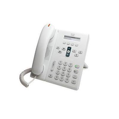 Cisco Unified IP 6921 IP telefoon - Wit