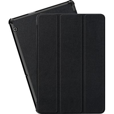 Azuri Ultra thin bookstyle case - zwart - voor Huawei T5 10 inch E-book reader case