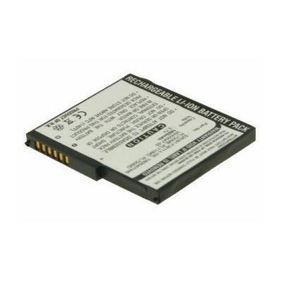 2-power batterij: Battery for - PDA, Li-Ion, Grey/Black - Zwart, Grijs