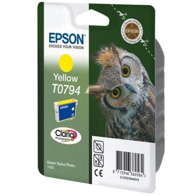 Epson C13T07944010 inktcartridge