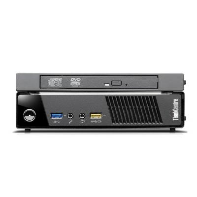 Lenovo pc: ThinkCentre M73 Tiny - Zwart