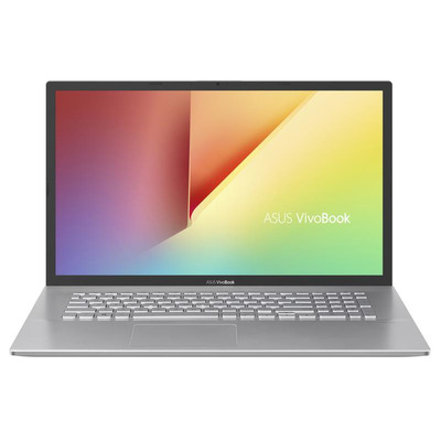 "ASUS VivoBook D712DA-AU240T 17"" Athlon Silver 8GB RAM 256GB SSD Laptop - Zilver"