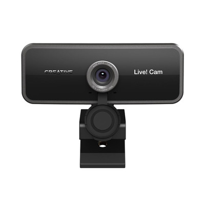 Creative Labs Live! Cam Sync 1080p Webcam - Zwart
