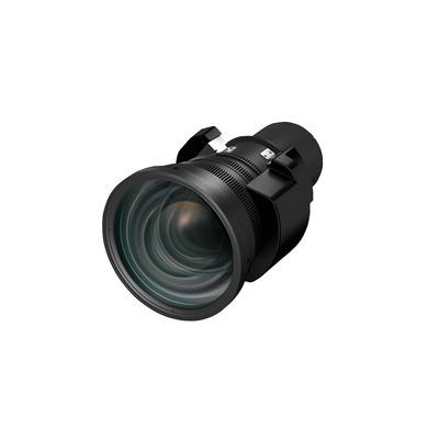 Epson ELPLU04 Projectielens - Zwart