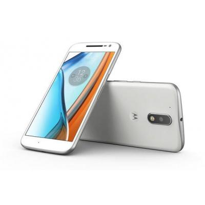 Lenovo smartphone: Moto G Moto G4 - Wit