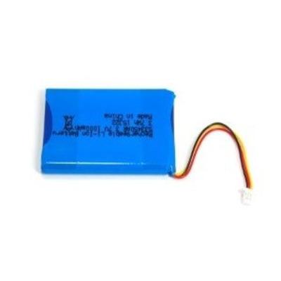 Lantronix 1000 mAh Li-Ion backup battery for the FOX3 series - Blauw