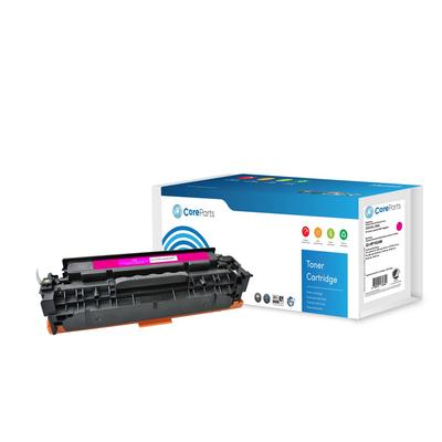 CoreParts QI-HP1024M Toner - Magenta