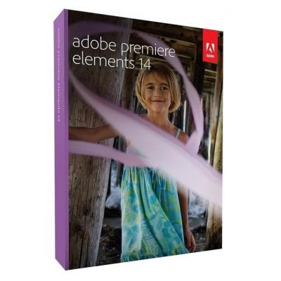 Adobe videosoftware: Premiere Elements Premiere Elements 14