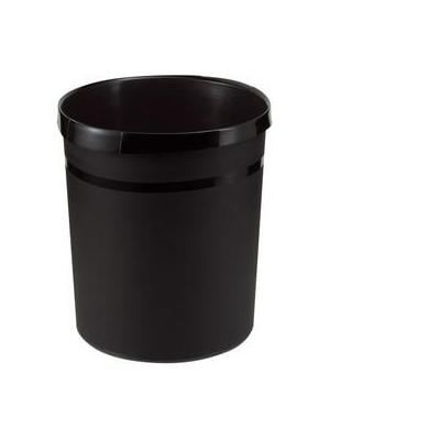 HAN GRIP prullenbak - Zwart